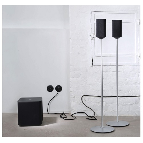 loewe klang 1 speakers black. Black Bedroom Furniture Sets. Home Design Ideas